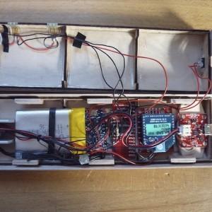 quarterstaff - electronics